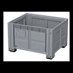 11.603F.92.PE.C10 Пластиковый контейнер iBox 1200х1000 (сплошной, на ножках)