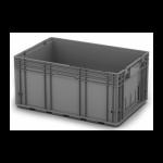 12.505F.91 Универсальный пластиковый ящик (594х396х262)