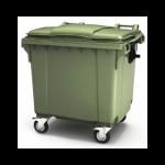 Евроконтейнер для мусора 1100 л