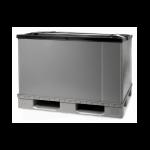 Разборный пластиковый контейнер PolyBox (стенка 1000)