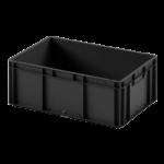 Электропроводящий ящик 600х400х220 (EC-6422) с гладким дном (12.311F.99A.S45)