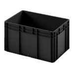 Электропроводящий ящик 600х400х320 (ЕС-6432) с усиленным дном (12.312.99A.S45)