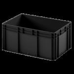 Электропроводящий ящик 800х600х320 с гладким дном (12.314F.99A.S45)
