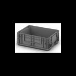 12.502F.91 Универсальный пластиковый ящик (396х297х147,5)